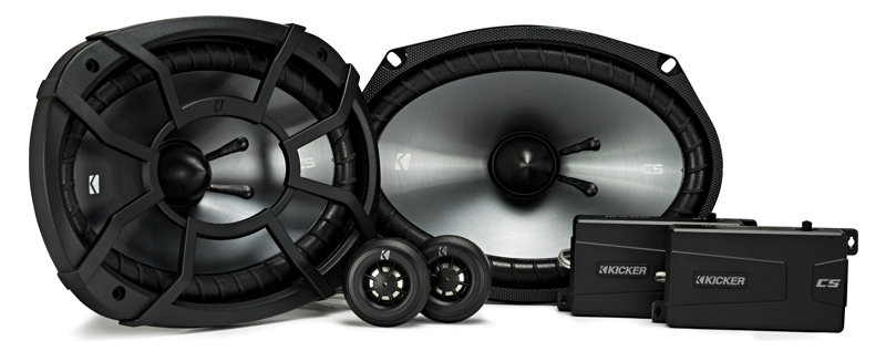 CS Series Component Speakers