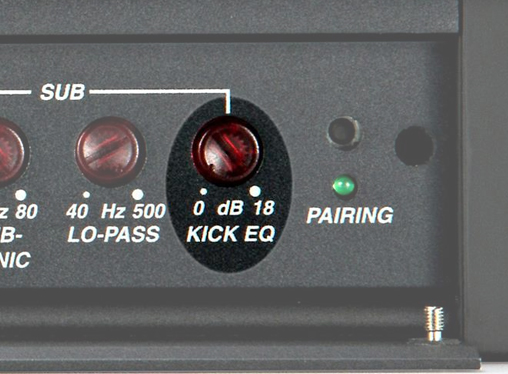 KX Amplifiers Kick EQ+