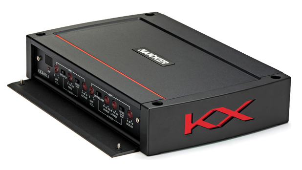 KX Amplifiers Tuned In