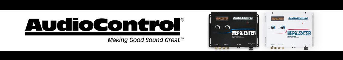 AudioControl Banner for Onlinecarstereo