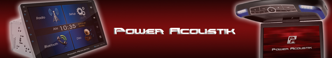 Power Acoustik Banner for Onlinecarstereo