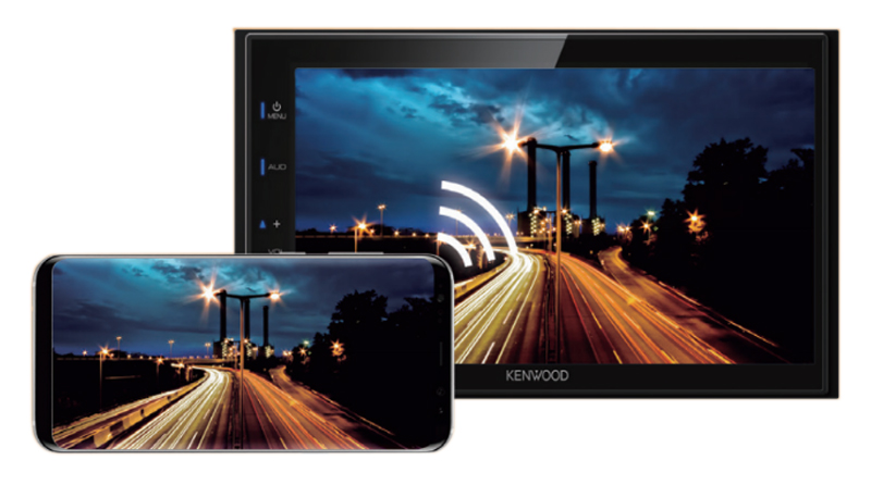 Kenwood Android Screen Mirroring