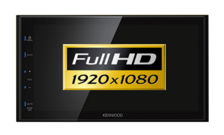 Kenwood Video Format Playback