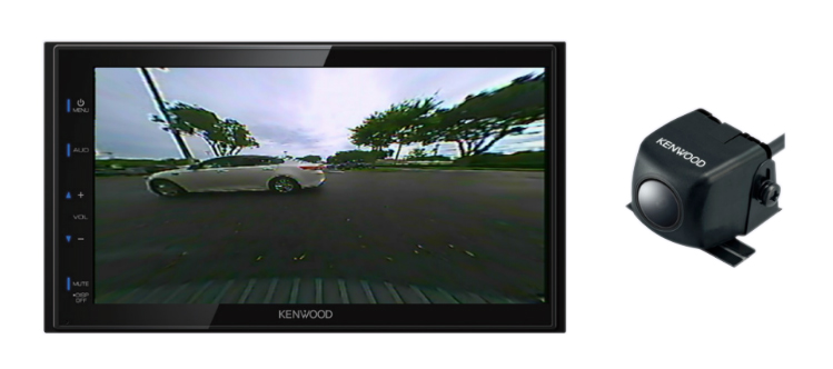 Kenwood Rear View Camera Input