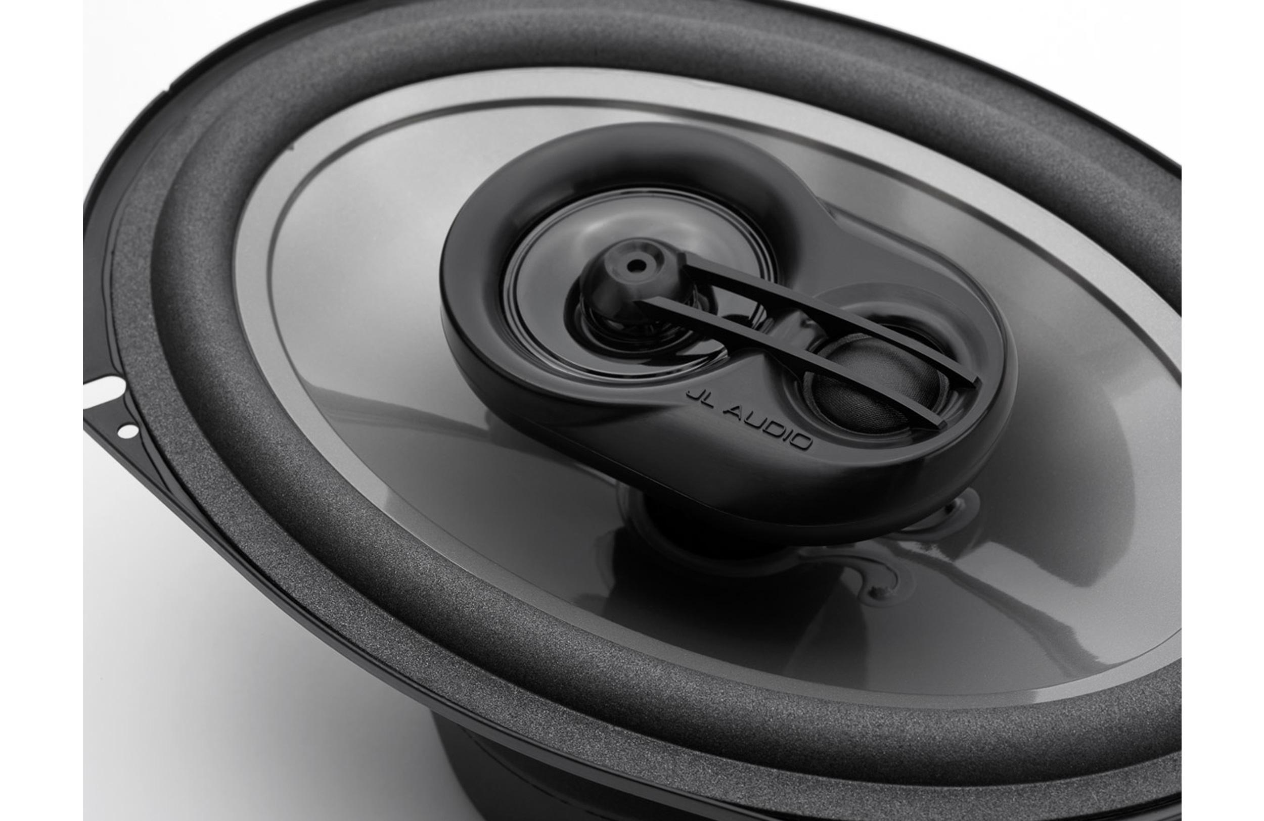 JL Audio C2-690tx C2 Series 6x9 inch 3-way car speakers 225W Peak Power