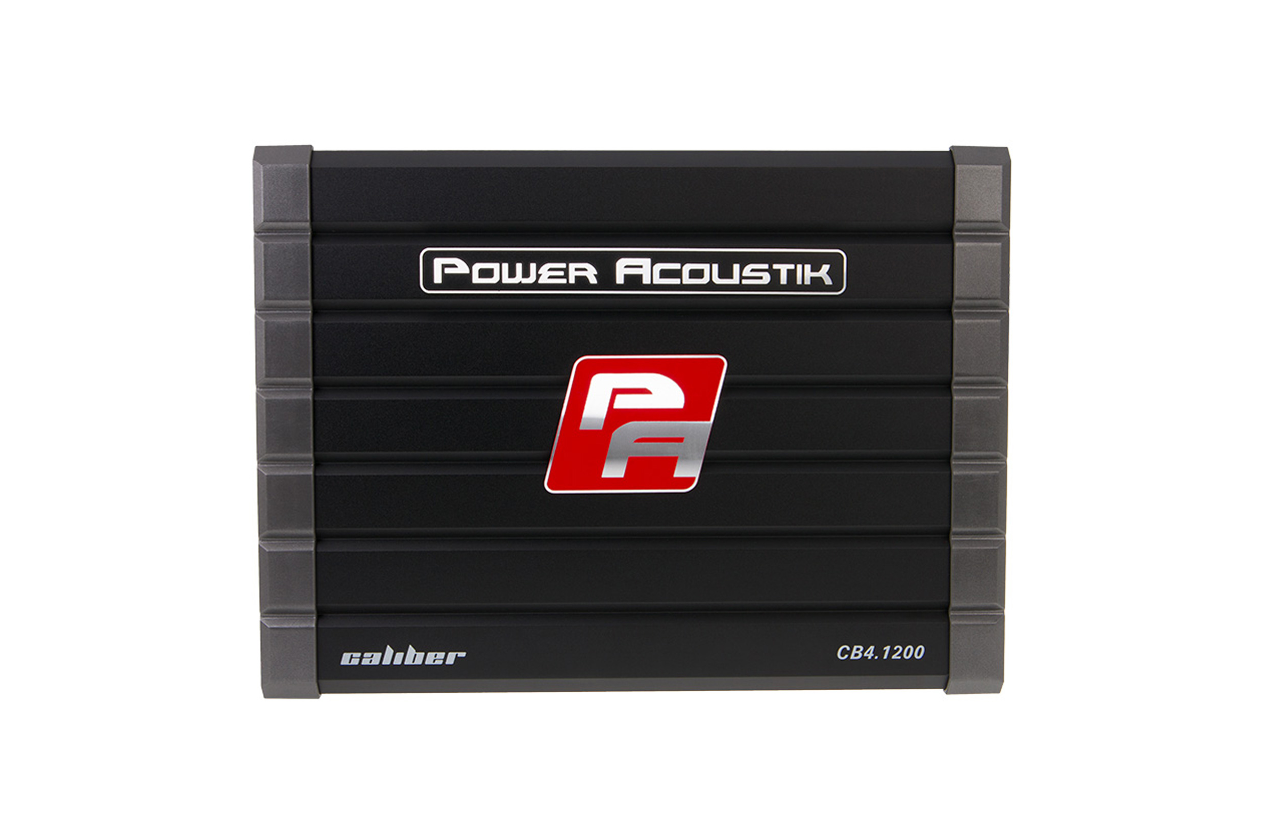 Power Acoustik CB4-1200 Caliber Series 1,200w Class A/B Full Range Amplifier