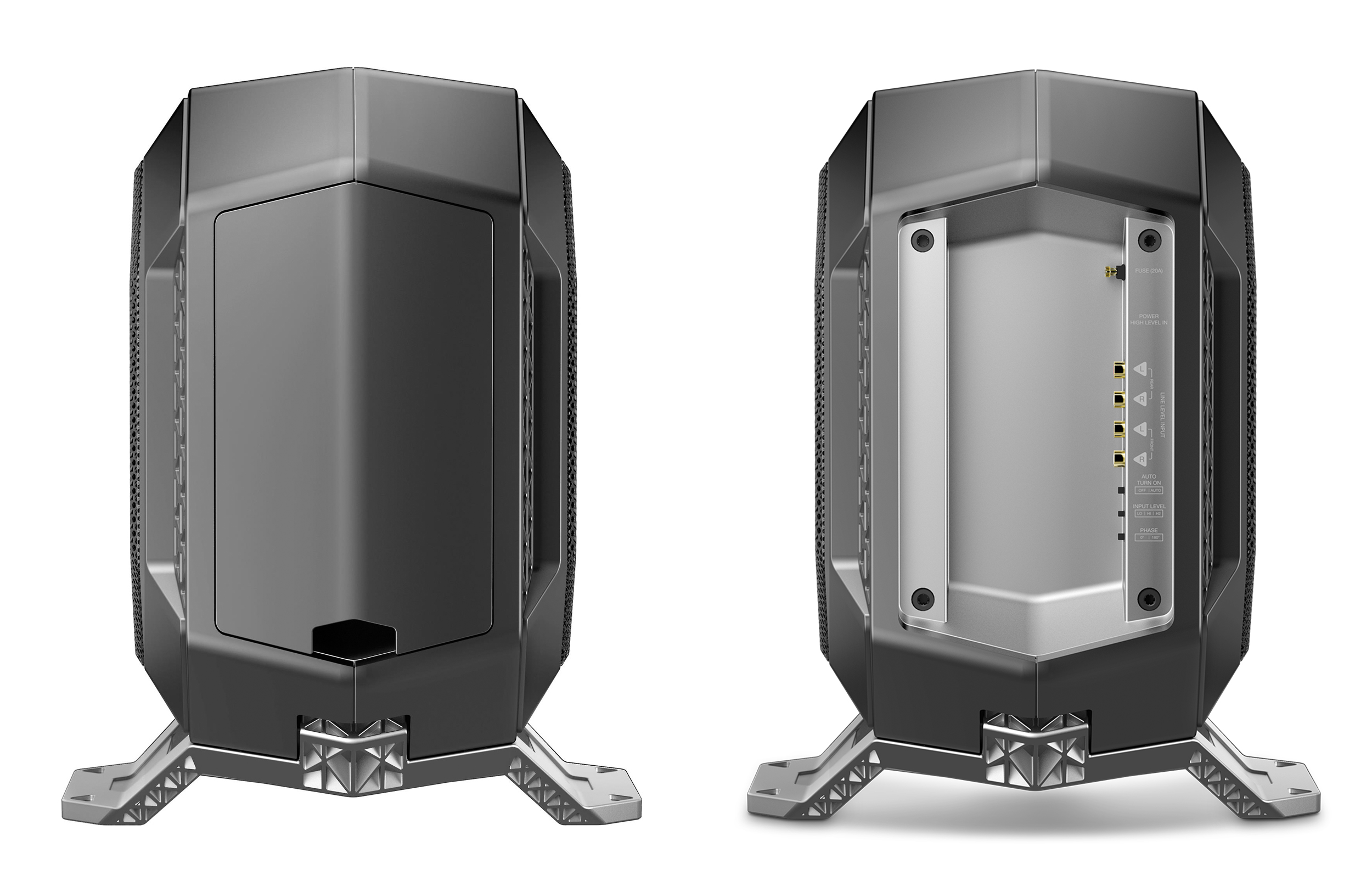 High Technology Glass-Reinforced ABS Enclosure