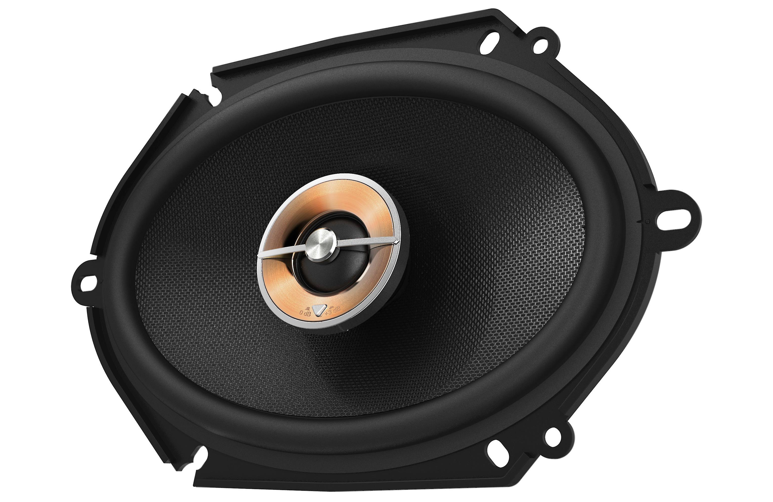 Patented Plus One™ Glass Fiber Woofers