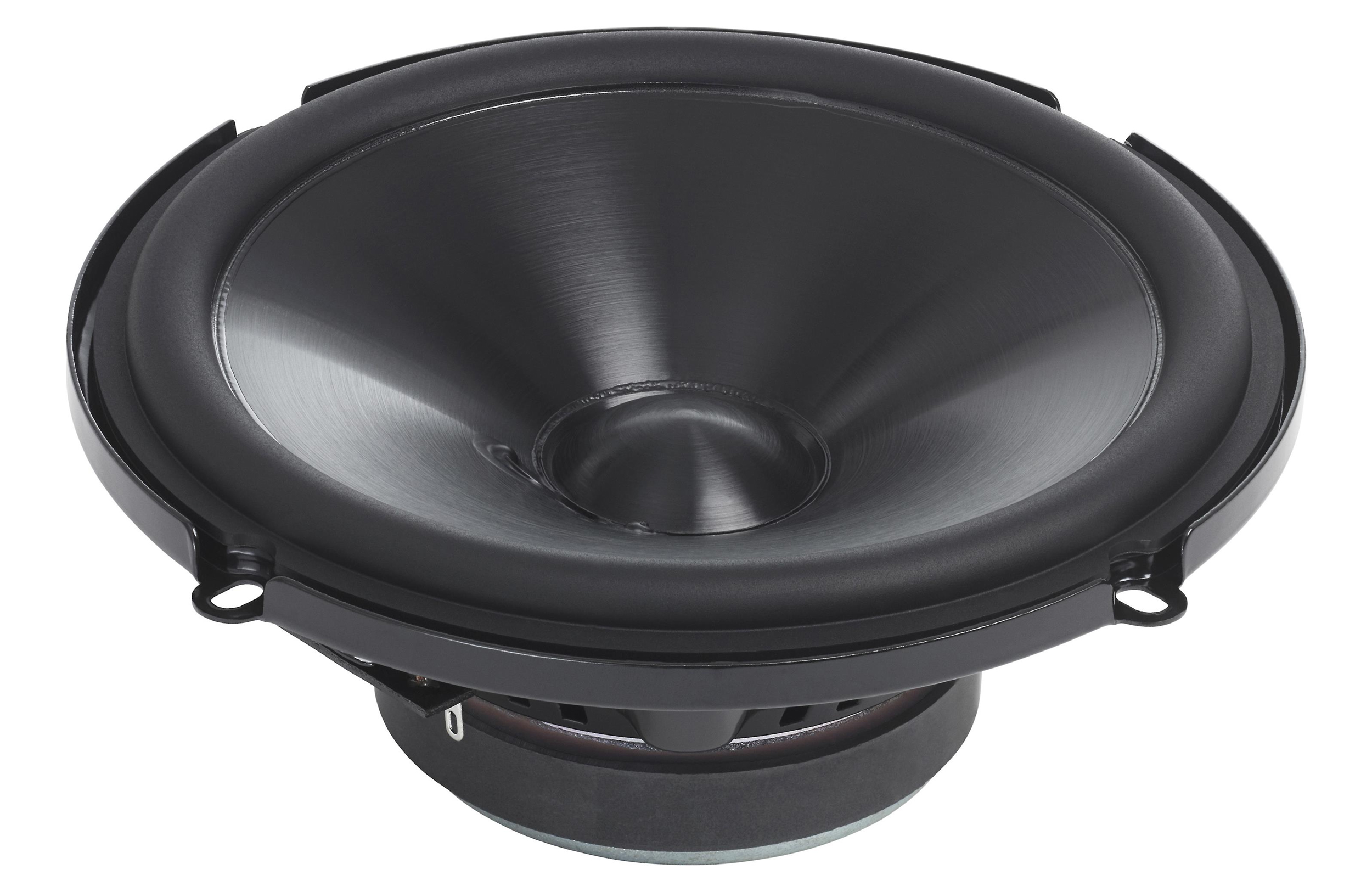 Patented Plus One™ Polypropylene Woofers