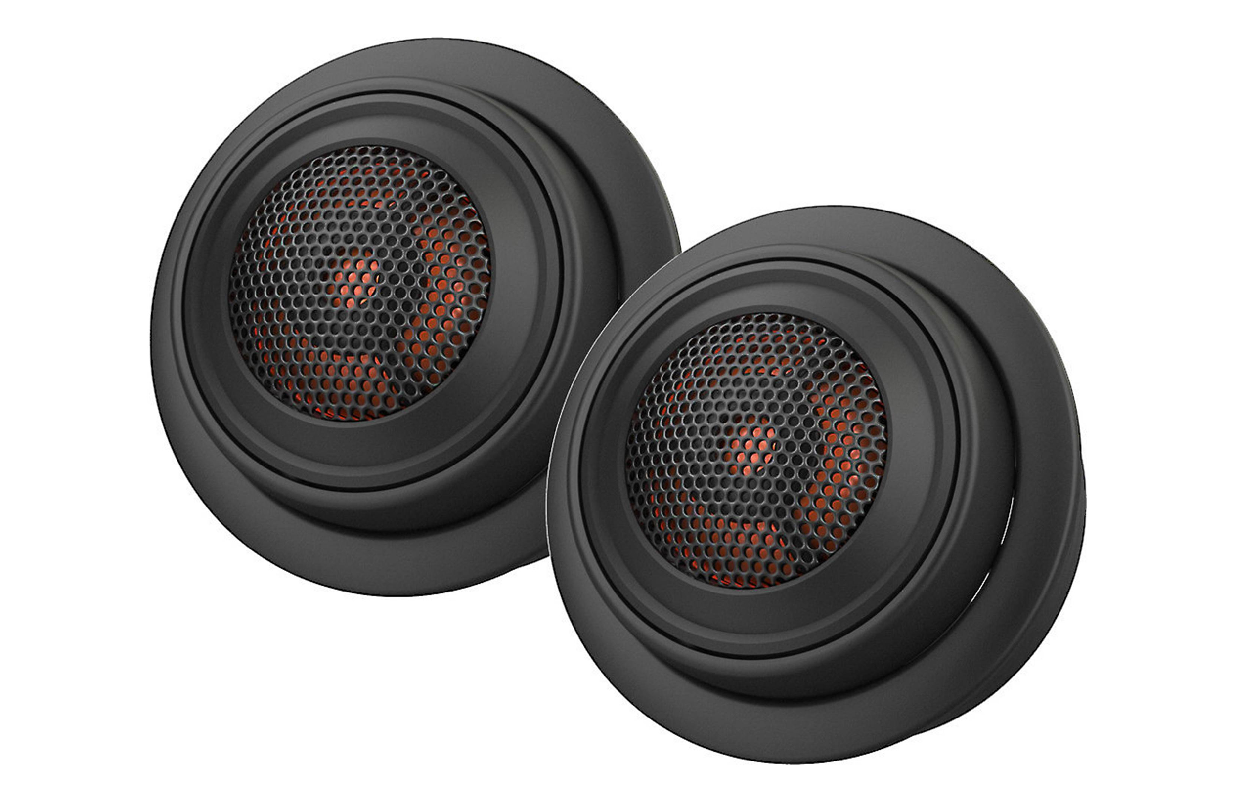 PEI balanced dome tweeters