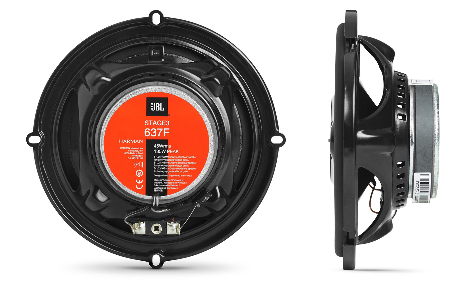 JBL Competitively Tuned