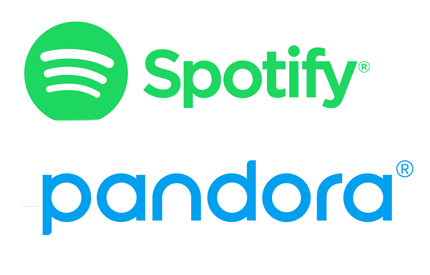 Pandora/Spotify Ready so You Can Stream Your Favorite Songs from Your Smartphone