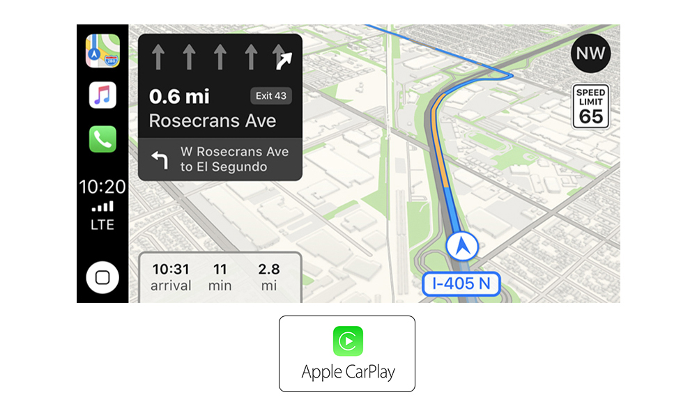 Apple CarPlay is a safer and smarter way to use your iPhone in the car