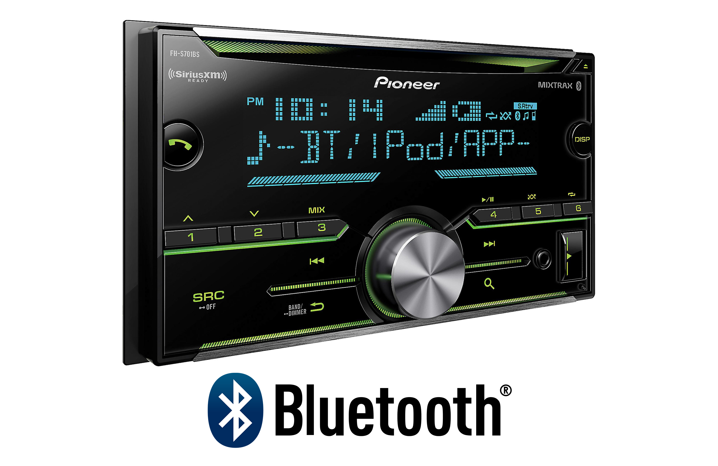 Built-in Bluetooth
