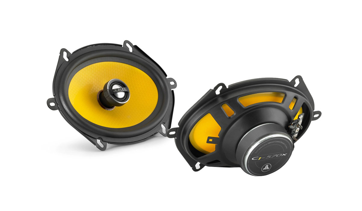 JL Audio C1-570x Coaxial Speakers