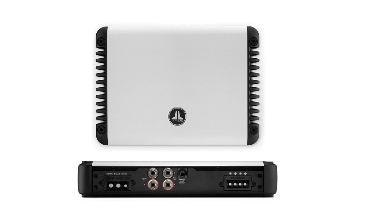 JL Audio HD750/1 Monoblock Class D Wide-Range Amplifier